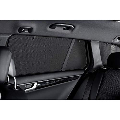 Carshades VOL-XC60-5-B Car Shades Sonnenblenden, Schwarz