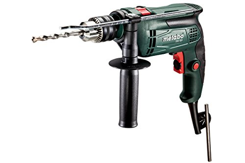 Metabo SBE 650 case, keyed chuck - Taladro Percutor