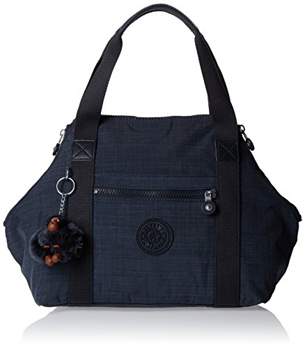 Kipling Damen Art S Shopper Blau (dazz Vero Blu)