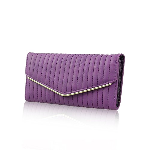 YourDezire , Portamonete  Ragazza donna Purple