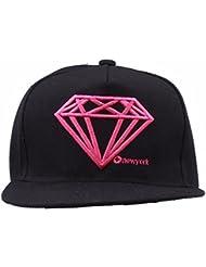 Sport de plein air Diamond Casquettes de baseball Snapback Hats Télévision Hip-Hop réglable