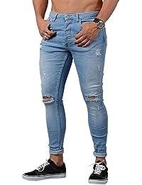 Amazon Fr Jeans Dechire Homme Homme Vetements