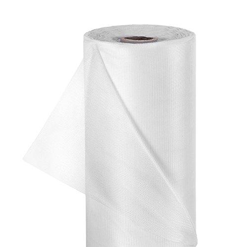 Haga® Moustiquaire Moustiquaire Filet anti-insectes dans 150 cm Largeur Blanc (au mètre)