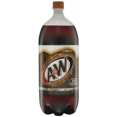 A&W Root Beer 1 x 2 L