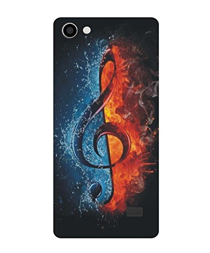 Mobilefreak back Cover for Intex Aqua Star II HD