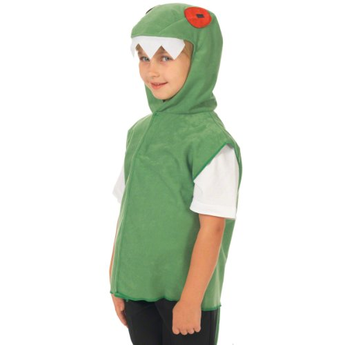 Crocodile Costume For Children Jungle Animal Fancy (Jungle Fancy Dress)