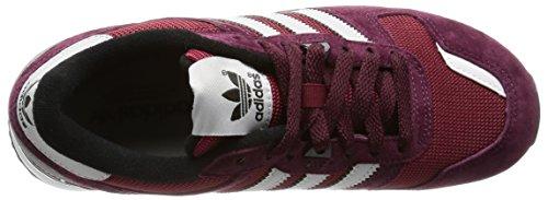 adidas Originals Herren Zx 700 Low-Top Rot (Collegiate Burgundy/Lgh Solid Grey/Core Black)