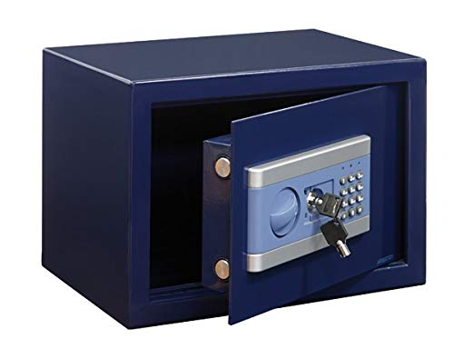 Arregui 1832D102 Caja Fuerte electrónico, Azul