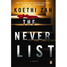 [(The Never List)] [By (author) Koethi Zan] published on (June, 2014)