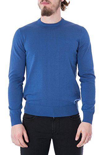 Armani Jeans Men's Blue Jumper Blau