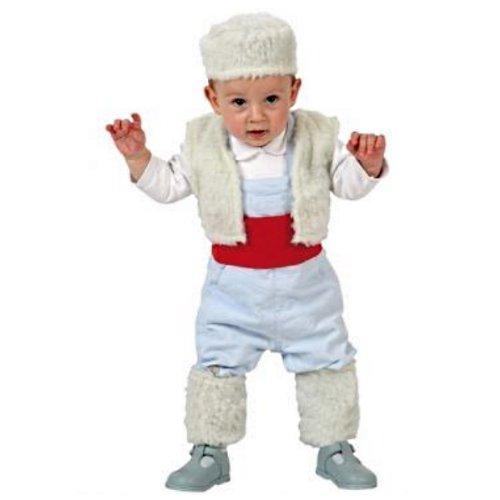 Imagen de disfraz de pastor para niño, talla 12 24 meses