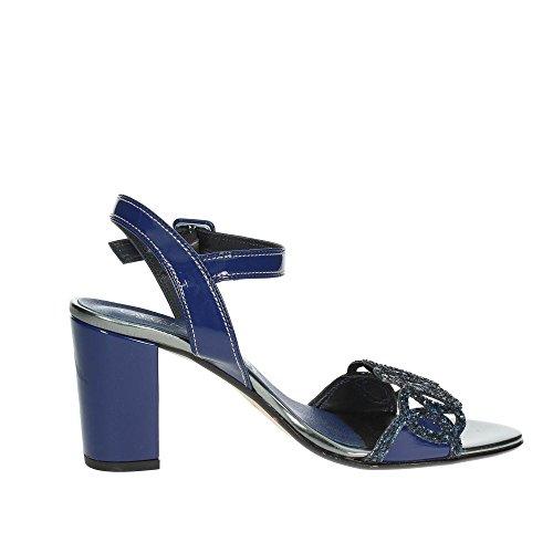 Cinzia Soft IBB356-GV 001 Sandale Femme Bleu