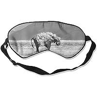 Comfortable Sleep Eyes Masks Elephant Pattern Sleeping Mask For Travelling, Night Noon Nap, Mediation Or Yoga preisvergleich bei billige-tabletten.eu