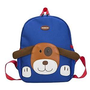enviar maletas barato: Mochilas Escolares Niña Niños Infantil Animales Perro Bolsos de escuela para Pri...