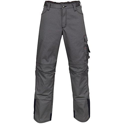 Kübler pantalon de travail 2046 Anthracite/Noir