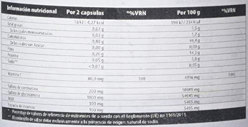SanaExpert Arthro Forte - Suplemento Nutricional para Cartílagos, Articulaciones y Huesos, 120 Cápsulas