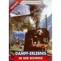 Dampf - Erlebnis in der Schweiz