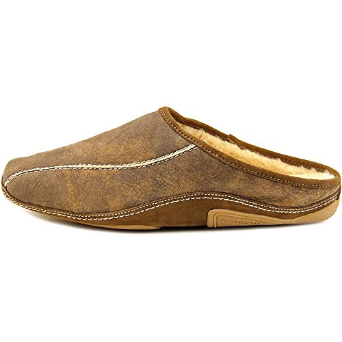 Romika Murren H 01 Cuir Pantoufle Antique Tobacco