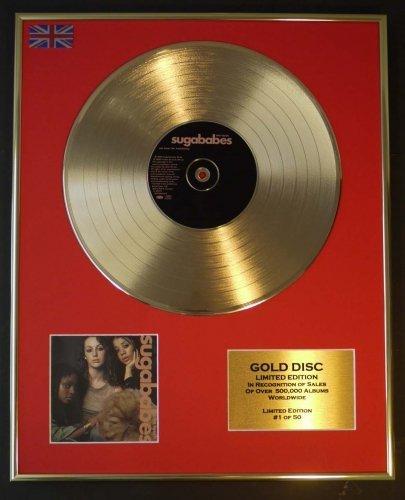 SUGABABES/EDIZIONE LTD CD DISCO D'ORO/DISCO/ONE TOUCH