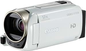 Canon LEGRIA HF R506 HD-Camcorder (7,5 cm (3 Zoll) Touchscreen-LCD, 32 fach opt. Zoom) weiß