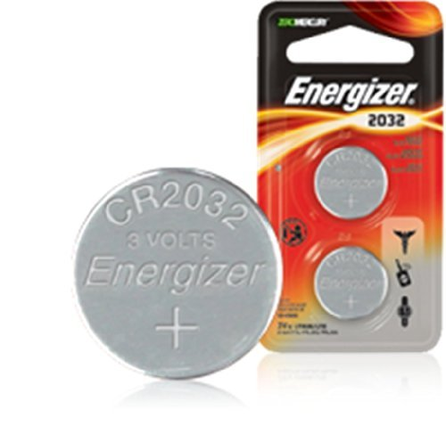 ENERGIZER ENERGIZER CR2032 Lithium Battery Pack de 2