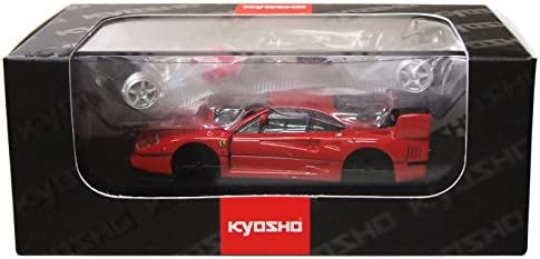 Kit de montage d'origine Kyosho 1/64 Ferrari F40 GTE-Rouge | Big Liquidation
