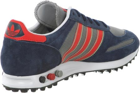 Adidas La Trainer, Chaussons Sneaker Homme Navy Grey