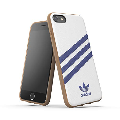 adidas Originals Moulded Case Samba Weiß kompatibel mit iPhone 8/7 / 6s / 6