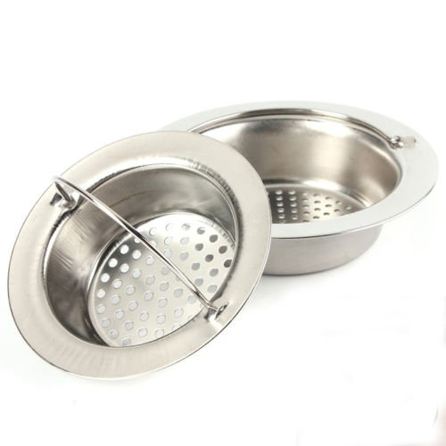 alohha-2pcs-stainless-steel-kitchen-sink-strainer-with-head-held-large-wide-rim-43-diameter-perfect-