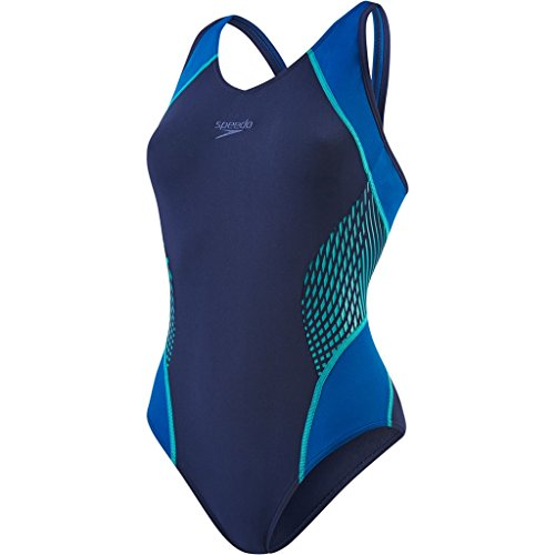 speedo-fit-splice-maillot-de-bain-femme-marine-vert-fr-36-taille-fabricant-36