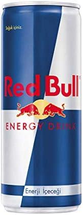 Red Bull Enerji İçeceği, 250 ml
