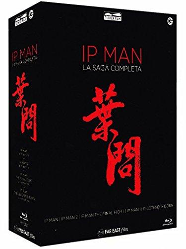 Collezione Ip Man (4 Blu-Ray)