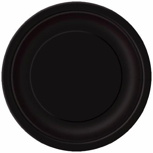 schwarz - rund (Halloween-angebote)