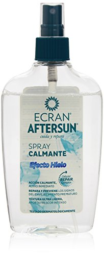 Ecran Aftersun - Spray calmante - Efecto hielo - 200 ml