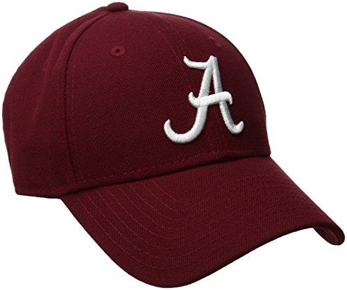 New Era NCAA The League 9FORTY Verstellbare Kappe, Herren, Alabama Crimson Tide, Einheitsgröße