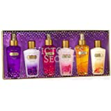 Victoria's Secret Garden Collection Mini Body Lotion & Body Mist Set - 6 Pcs Gift Set