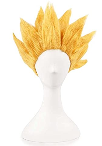 Generic Anime court Dragon Ball Goku Parti Cosplay Perruques