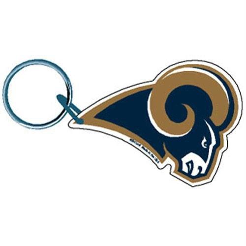 """Originaler NFL """"Los Angeles Rams"""" Schlüsselanhänger"""