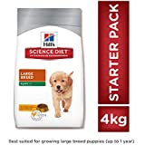 Hill's Science Diet Puppy Large Breed, Chicken Meal & Oats Recipe Dry Dog Food, 4 kg