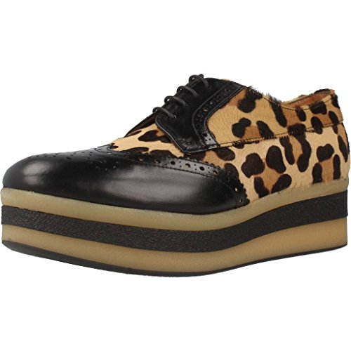 Zapatos Mujer, Color Negro Negro, Marca PONS QUINTANA