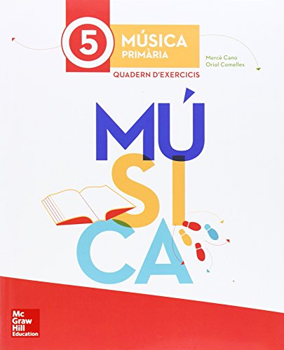 Descargar Libro CUTX. MUSICA 5 PRIMARIA - 9788448192334 de Mercedes Cano Nogué