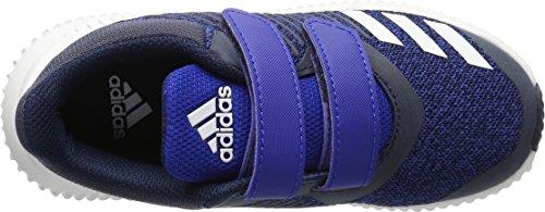 adidas  Fortarun Cf K, chaussure de sport Unisexe - enfant Blau (CROYAL/FTWWHT/CONAVY)