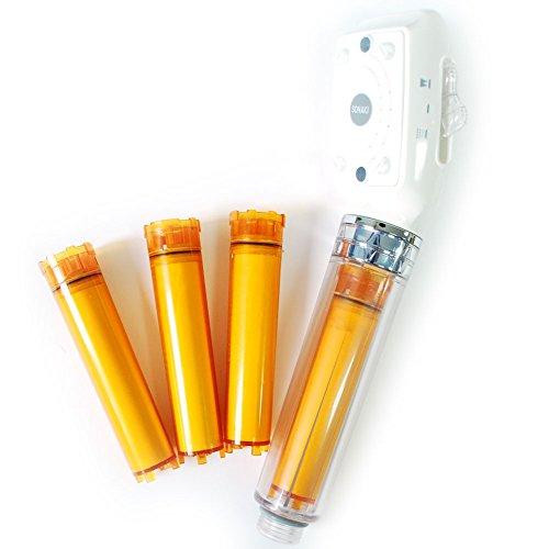 Handheld SONAKI Vitamin C VAIO Spray Volumen Dusche Head Set (sbh-111W)