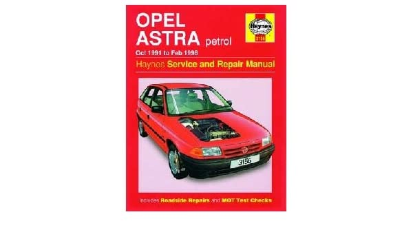 opel astra 91 96 fs amazon co uk haynes publishing rh amazon co uk Destroyer Flecher Haynes Manual Haynes Manuals for 2003 Jeep