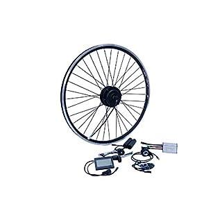 NCB E-Bike Umbausatz 250W 28 Zoll 6/7 Hinterrad RWD 250W Kit Disc + V Brake Kabel wasserfest IP65 36V ENC36250-28-RWD 28