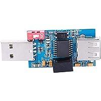 Módulo Aislador USB, Módulo Aislador USB a USB, Placa de Protección de Acoplamiento ADUM3160 1500V para Diversos Dispositivos Industriales