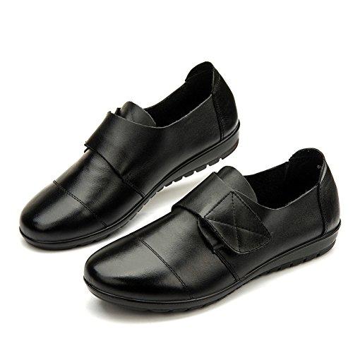 Chaussures de maman/Une semelle souple de chaussures/Chaussures de loisirs en automne/Souliers magiques A
