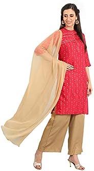 Aurelia Women's Silk Straight K