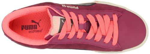 Puma TEAM BURGUNDY Erwachsene FS Suede Classic LTHR Sneakers Unisex BLACK qqFSB1