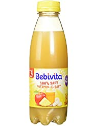 Bebivita Vitamin-C-Saft, 1er Pack (1 x 500 ml)